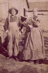 Elisha & Lizzi Lewis of Wellswoods