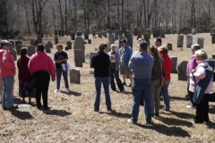 Tour of the Old Yard Burying Ground