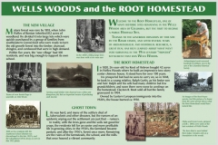 Root Heritage SIte Panel