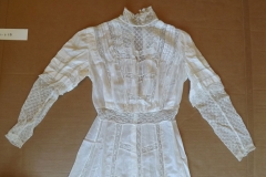 1910 Wedding dress Bodice
