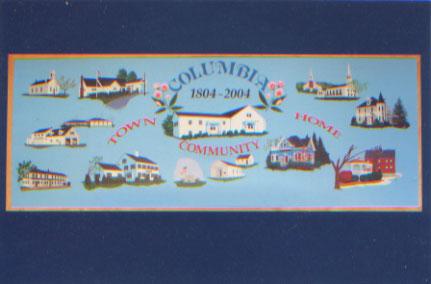 Bicentennial card