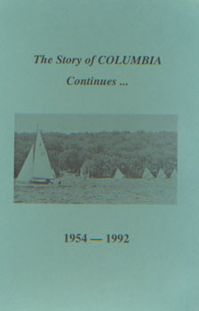 The Story of Columbia Continues....... 1954-1992